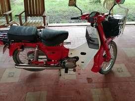 Ve se Vende Moto Fr80 Modelo 91
