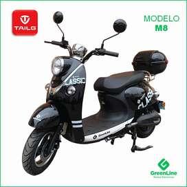 GreenLine Moto Eléctrica TAILG M8