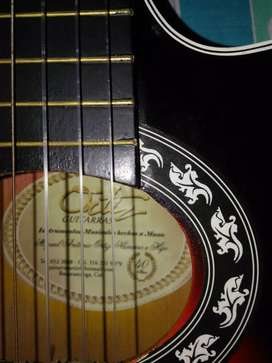 Guitarra acústica en perfecto estado único dueño