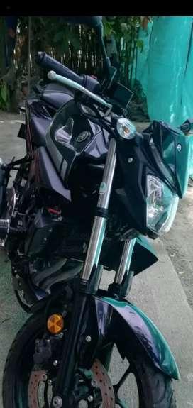 Se vende Yamaha MT 03