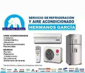 Servicio tecnico mantenimiento y reparacion de neveras nevecones lavadora secadora estufa horno aire acondicionado