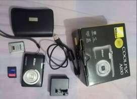 Nikon Coolpix A100 20.1mp Cámara Digita en Caja