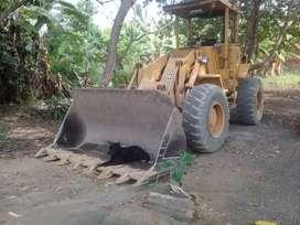 Se alquila cargadora frontal Cat 930