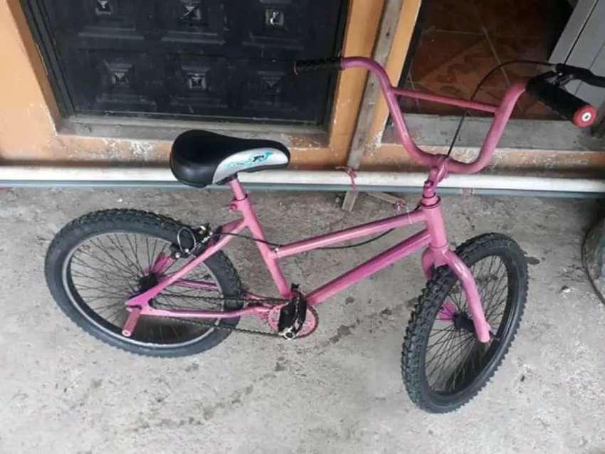 Vendo bicicleta aro 20 0
