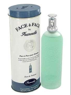 Perfume Faconnable Face A Face 100ml Hombre Eros