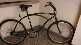 Bicicleta. Playera.