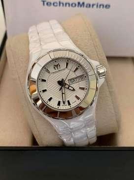 Reloj Technomarine 110022c para dama nuevo
