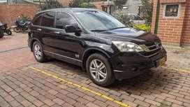 Se vende Honda CRV Ex, placa impar