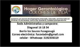 hogar gerontologico fusagasugá