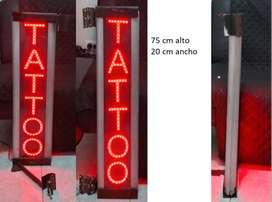 Aviso Luminoso Tattoo
