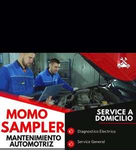 Servicio mecanica puerta a puerta