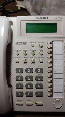 Telefono propietario Panasonic kxt7730