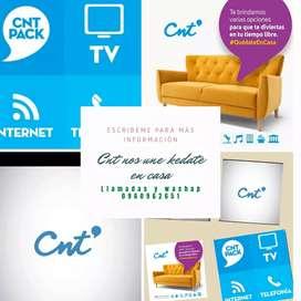 Internet para su domicilio solo con tu cedula