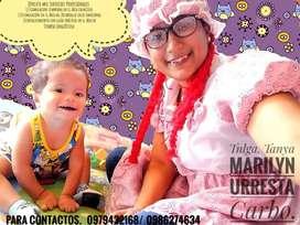 Tegnologa en pedagogía inicial a niños con limitaciones o discapacidades en temprana edad