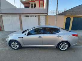 Vendo auto kia optima nacional ( no k5) full equipo