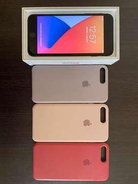 Iphone 7 Plus black de 32 gb.