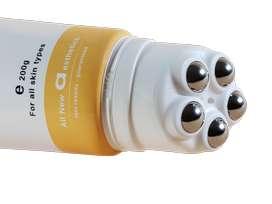 Crema Anticelulitis, moldeadora con masajeadorr!