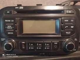 Radio, Mascarilla, Faro derecho  Kia Picanto R y Radio Aveo activo