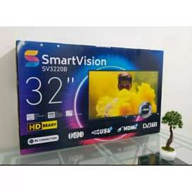 Televisor de 32 pulgadas full HD tiene tdt puerto USB HDMI 4 meses de garantía
