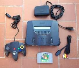 Vendo O Cambio Nintendo 64