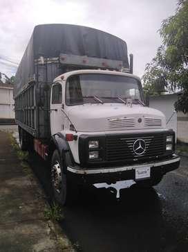 Se vende camión Mercedes Benz del año 91 en perfecto estado
