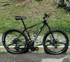 Vendo cambio bicicleta venzo triplato 9v