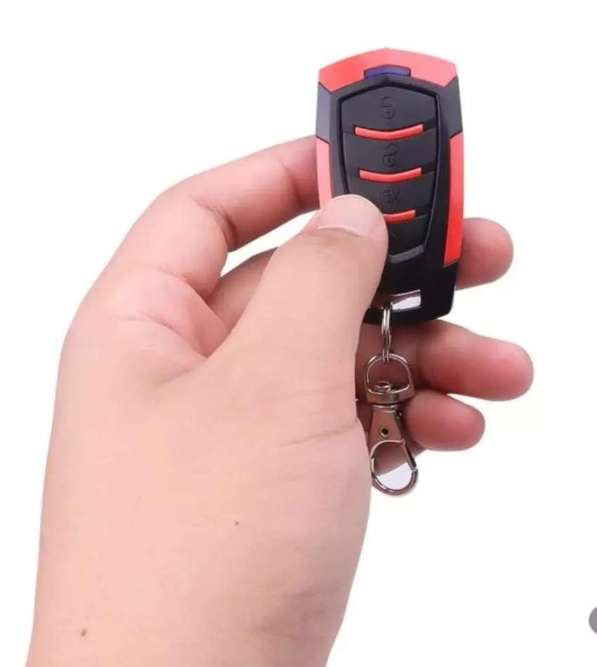 Alarma vehículo clon de alarma