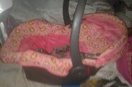 Vendo silla para bebe