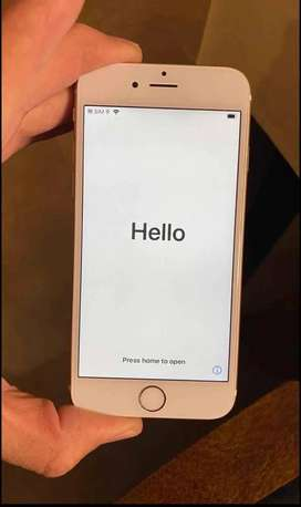 VENDO IPHONE 6S IMPECABLE