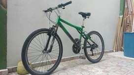 Bicicleta Todoterreno 26'