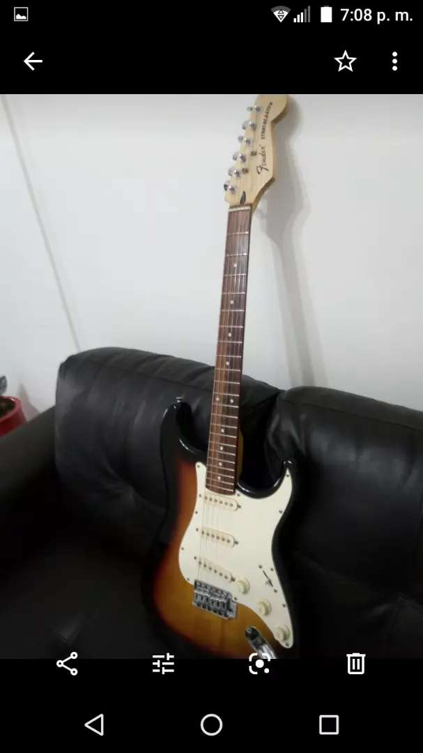 Vendo guitarra strato Japón 0