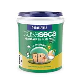 Casaseca Membrana En Pasta 20 Kg Con Poliuretano