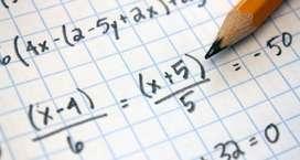Clases/Apoyo Ingreso Universitario de Matemática