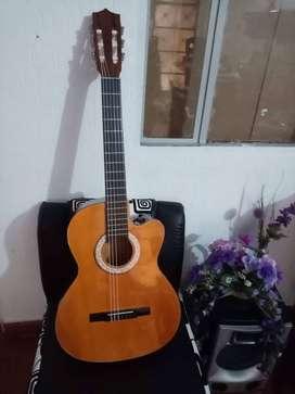 Guitarras y ukeleles excelente calidad distintos diseños
