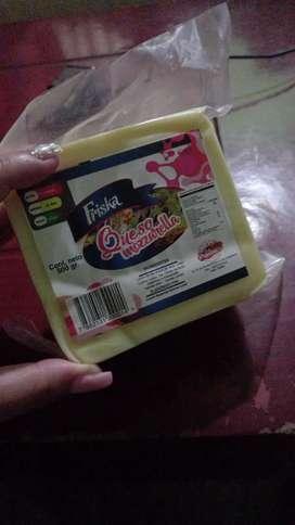 Queso mozarella y queso criollo fresco entrega a domicilio sin recargo alguno