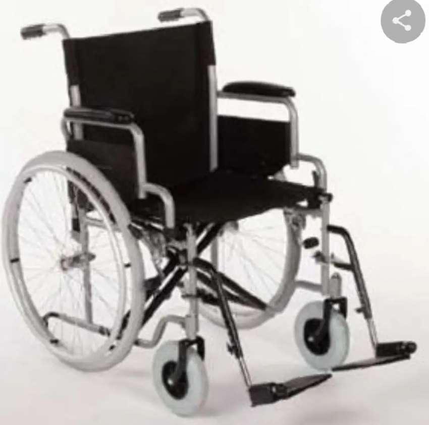 Alquiler silla de ruedas 0