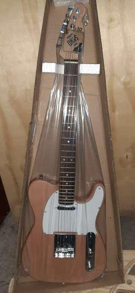 Guitarra electrica nueva en caja marca onas modelo telecaster