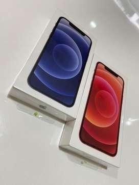 Iphone 12 Sellado de 128 GB Negro y Rojo