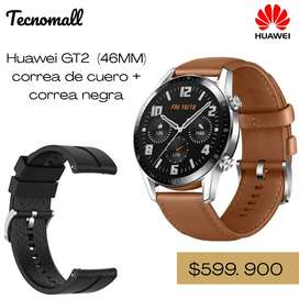 Huawei GT2 46mm marrón