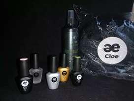 Productos  para uñas Semipermanentes