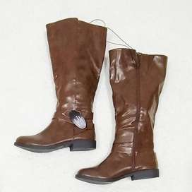 Botas marca Styles & co, talla 39, color miel