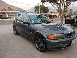 Vendo BMW ocasión 328i E46 año 2000 full