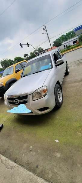 Flamante camioneta Mazda Bt 50 Action