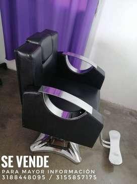 VENTA SILLA DE PELUQUERIA
