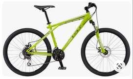 Bicicleta Gt Aggressor - Small - Casi Nueva - Única Dueña !