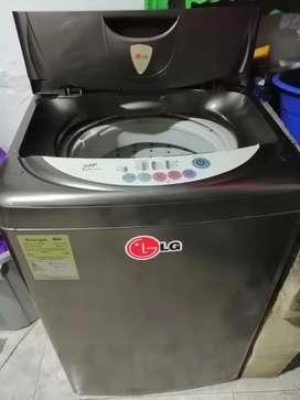 Lavadora LG 12 libras