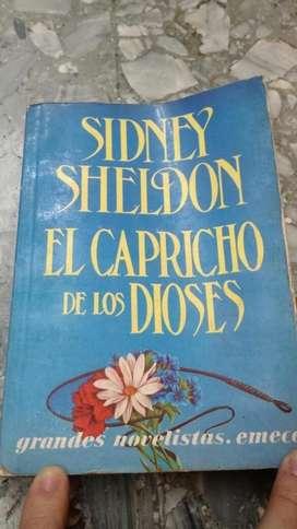 El Capricho De Los Dioses, Sydney Sheldon
