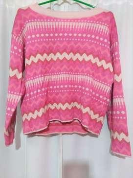 Sweater Rosa