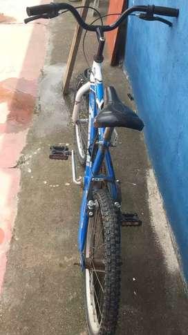 Bici rodado 20 impecable