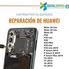 Pantallas para Huawei todas las referencias